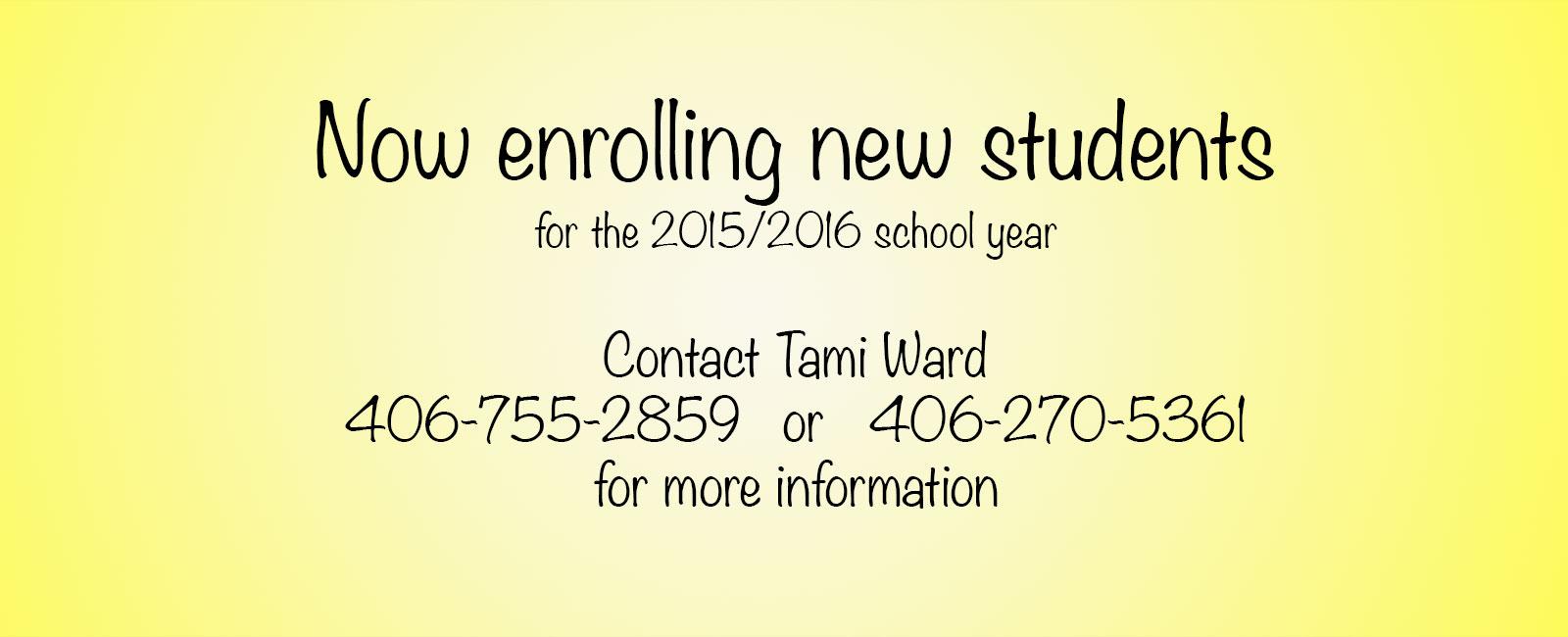 Now_Enrolling